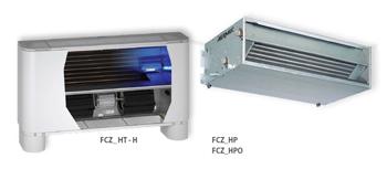 FCZ H ventilo convecteur Aermec
