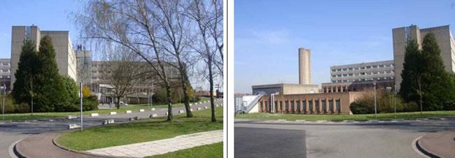 Rénovation de la production de froid de l'hôpital de Tourcoing