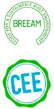 Logos Breeam-CEE