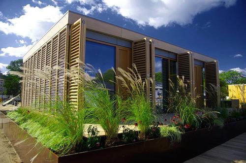 Rafraîchir une maison bioclimatique