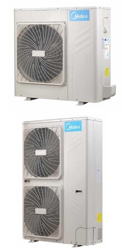 Climatisation mini VRF Midea