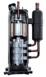 toshiba triple-rotary compresseur