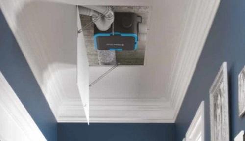 ventilateur niche