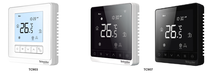 thermostats TC903 TC907