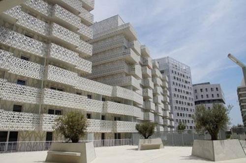 Intelligence répartie pour un ensemble immobilier connecté de 32500 m²
