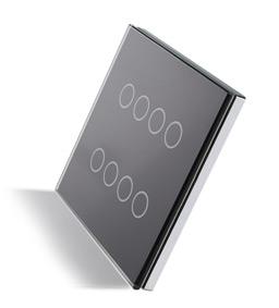 interrupteurs sensitifs Touch Glass Sensor