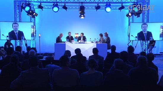 Débats CEGIBAT sur l'ECS du 23 mars 2017 à Paris