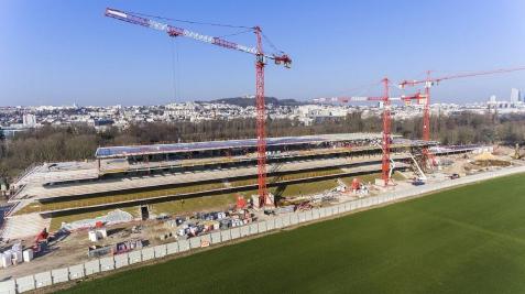 nouvel Hippodrome Paris Longchamp