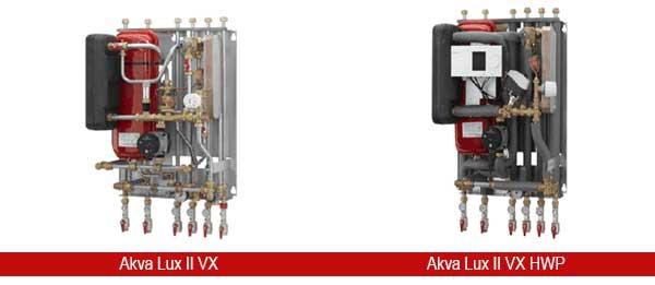 akva lux II VX