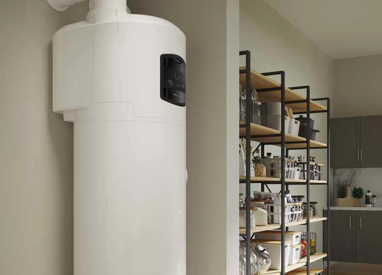 chauffe-eau thermodynamique ariston Nuos Plus Wifi