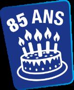 85ème anniversaire