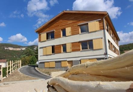 bâtiment au niveau Energie 4 et Carbone 2