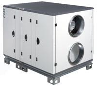 Centrale de traitement d 39 air double flux floway - Cta double flux ...
