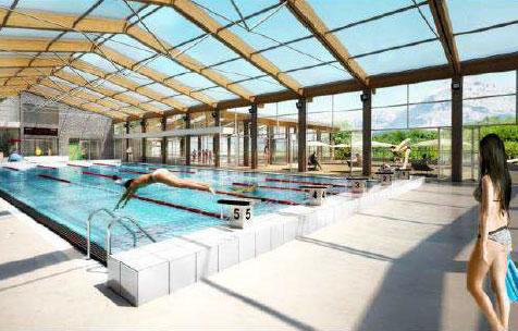 centres aquatiques Phosphoris/Garnier