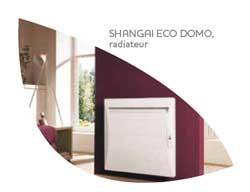radiateur shangai ecodomo