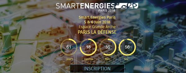 Smart Energies 2018 - Expo & Summit
