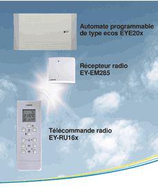 telecommande radio gestion energie