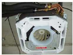 système «4 tubes - 2 batteries»
