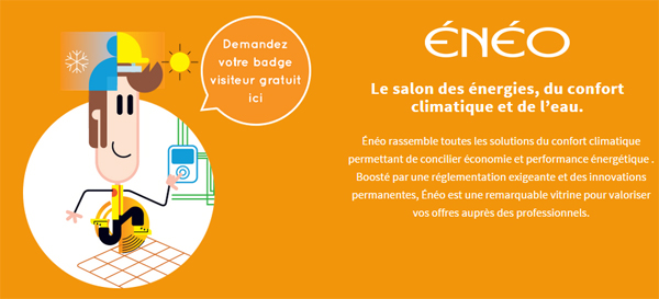 eneo badge