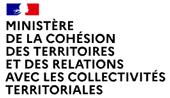 Ministère cohésion territoires logo