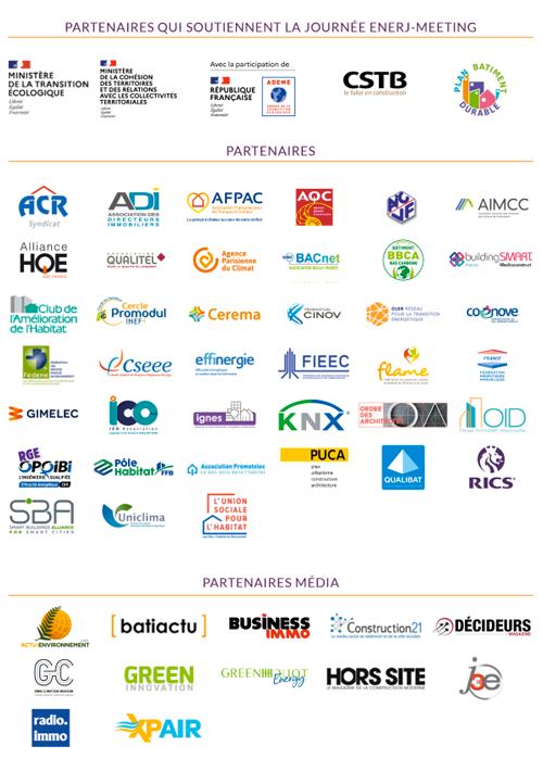 partenaires enerj meeting paris