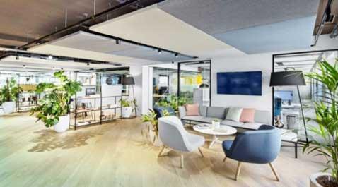 Gecina smart building