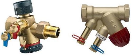 Quilibrage automatique chauffage conditions du succ s - Robinet thermostatique fonctionnement ...