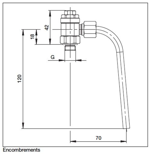 oventrop aquastrom p robinet eau