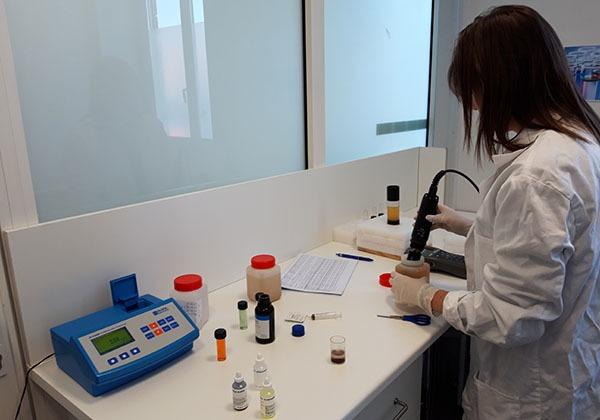 laboratoire analyse eau