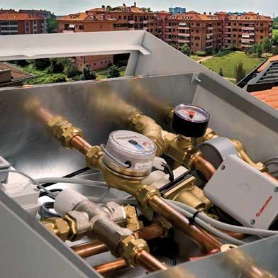 module hydraulique giacomini