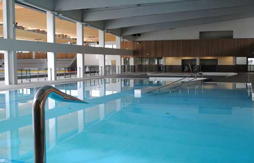 Centre aquatique d'Annemasse
