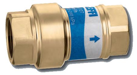 vanne d'équilibrage automatique AUTOFLOW<sup>®</sup>