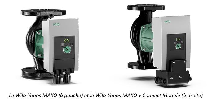 wilo-yonos maxo