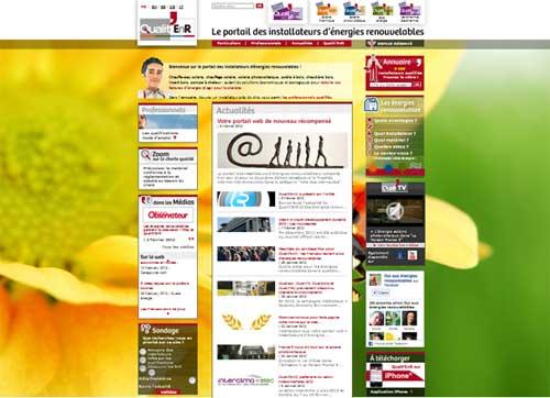 Gagnant du vote des internautes 2012