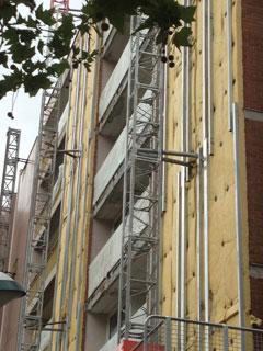 Etanchéité à l'air du bâtiment