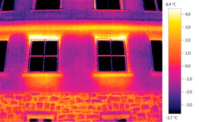 Résistance thermique d'un bâtiment