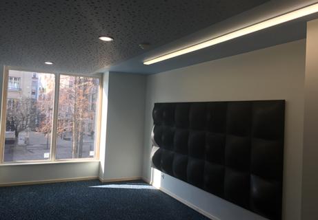 Salle prototype