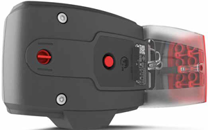 RF technologies UNIQ clapet coupe feu