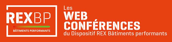 REX BP webconférences