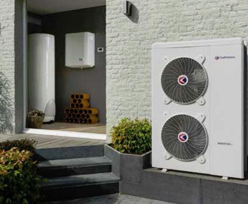 pompes chaleur connect es ultra performantes arianext s. Black Bedroom Furniture Sets. Home Design Ideas