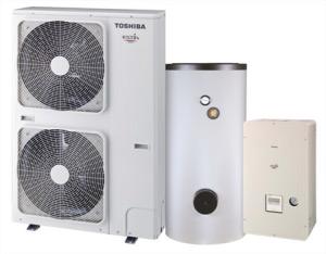 PAC Air-Eau Toshiba Estia Extrême