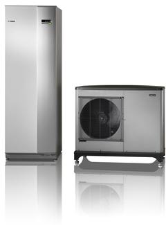 gamme de pompes chaleur air eau nibe. Black Bedroom Furniture Sets. Home Design Ideas