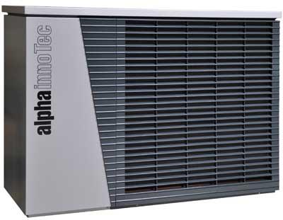 Pompes à chaleur air/eau série LWD