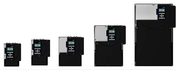 Les variateurs de vitesse PumpDrive de 05 kW à 55 kW