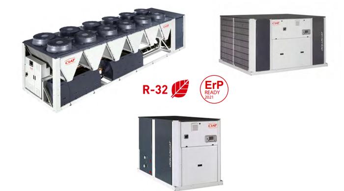 aquaciat power r32 ciat
