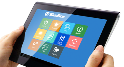 Blue Box plateforme PAC Swegon