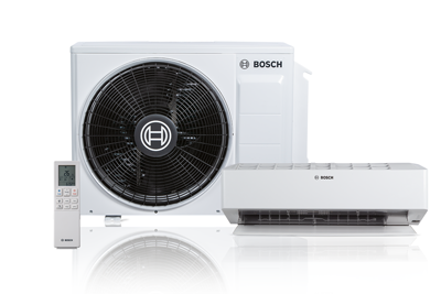 climate class 8000i PAC Bosch chauffage climatisation