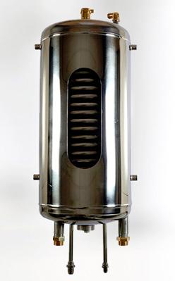 Echangeur de chaleur haute performance à forte capacité en eau