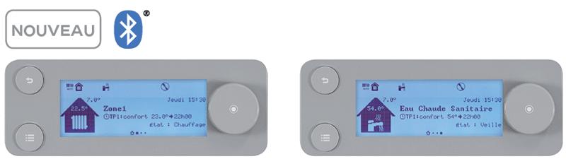 Interface Strateo bluetooth