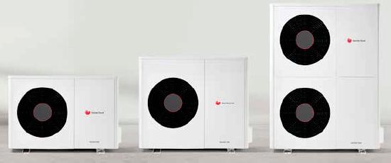 Pompe à chaleur double service